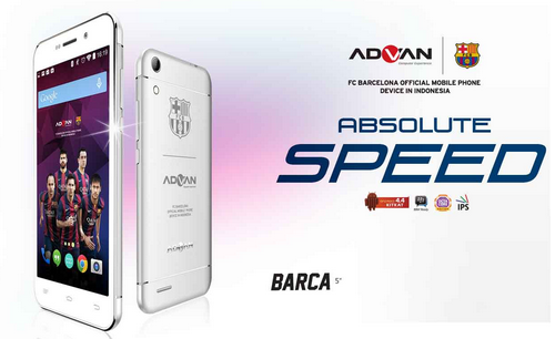 Advan Barca 5 cridit imege advandigital.com