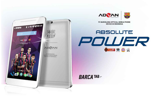 Advan Barca Tab 7 cridit imege advandigital.com