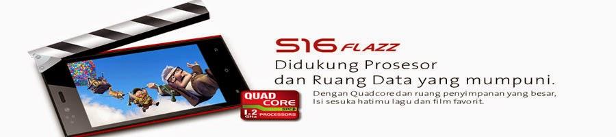 SPC S16 Flazz new