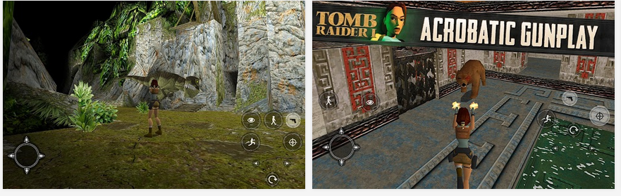 Tomb Raider I game