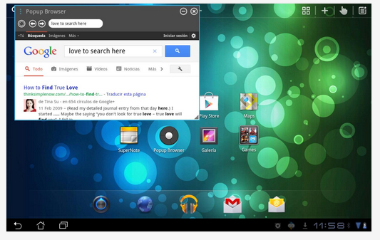 aplikasi Popup Browser