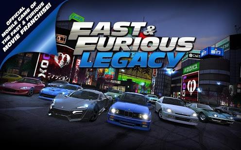game Fast dan Furious