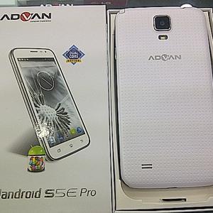Ponsel Android Advan 5 Inci Murah