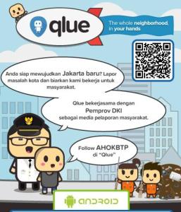 Aplikasi Qlue
