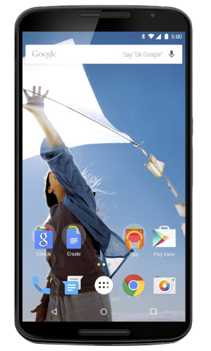 Motorola Nexus 6 new