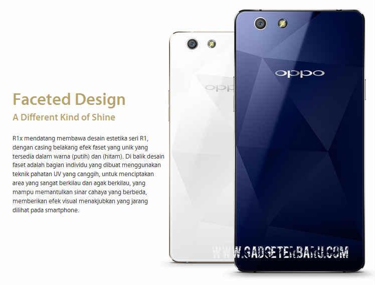 Oppo R1X new