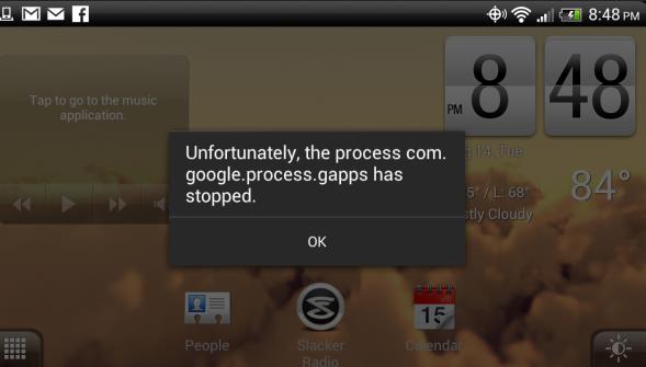 masalah Play Store