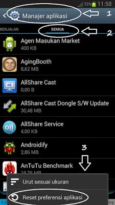 problem Google Play Store