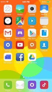 tampilan iphone