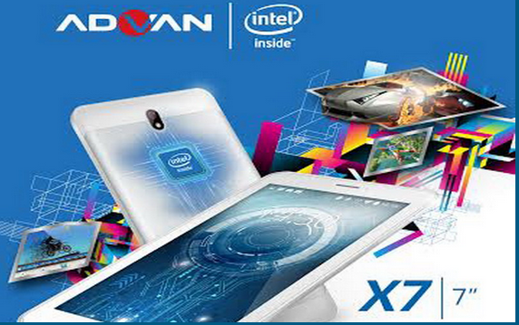 Advan Vandroid X7