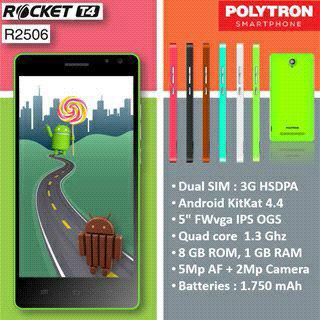 Polytron R2506 Rocket T4