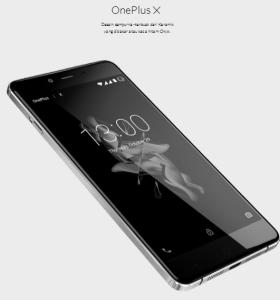 ponsel OnePlus X
