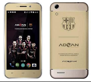 Android Advan 4G Lte 5 Inch Terbaru Murah Advan Barca I5