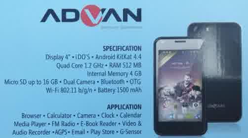 Advan S4P new