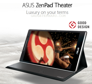 Asus ZenPad Theater Edition Tablet