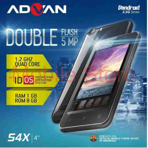 Advan S4X hp android