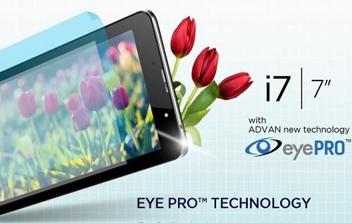 Advan i7 tablet