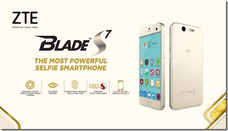ZTE Blade S7 harga
