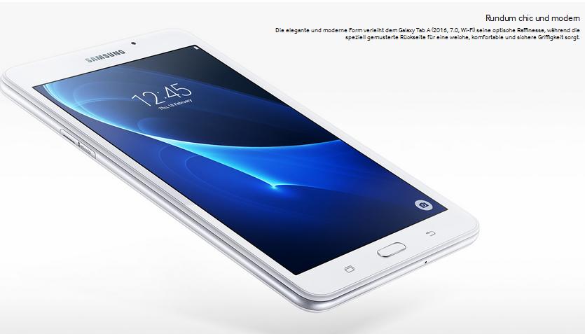 Samsung Galaxy Tab A 7.0 2016 Harga