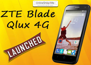 ZTE Blade Q Lux