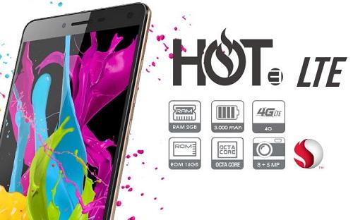 Infinix Hot 3 X553