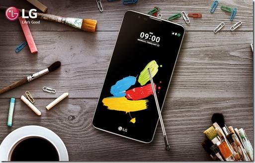 harga LG Stylus 2 2016