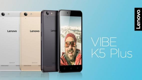 Vibe  K5-Plus spek