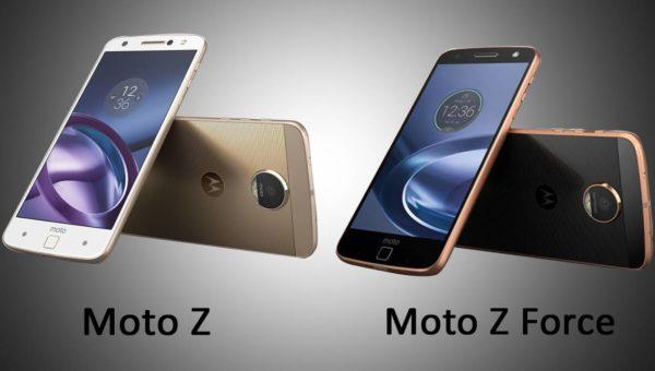 Moto Z Force