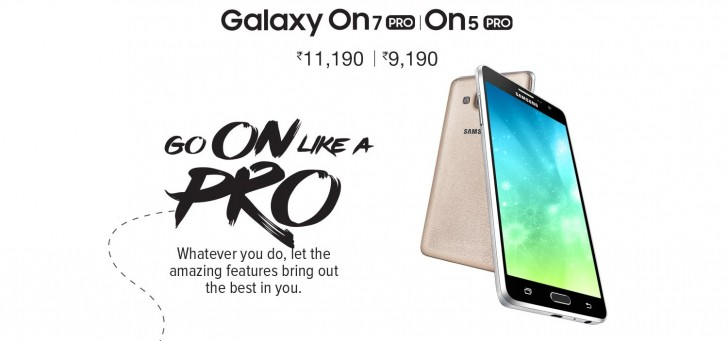 Samsung Galaxy On7 Pro harga