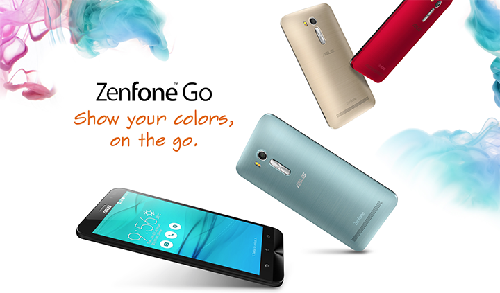 Asus Zenfone Go ZB551KLHp Android 55 Inch RAM 2GB Harga