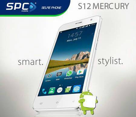 Harga SPC S12 Mercury
