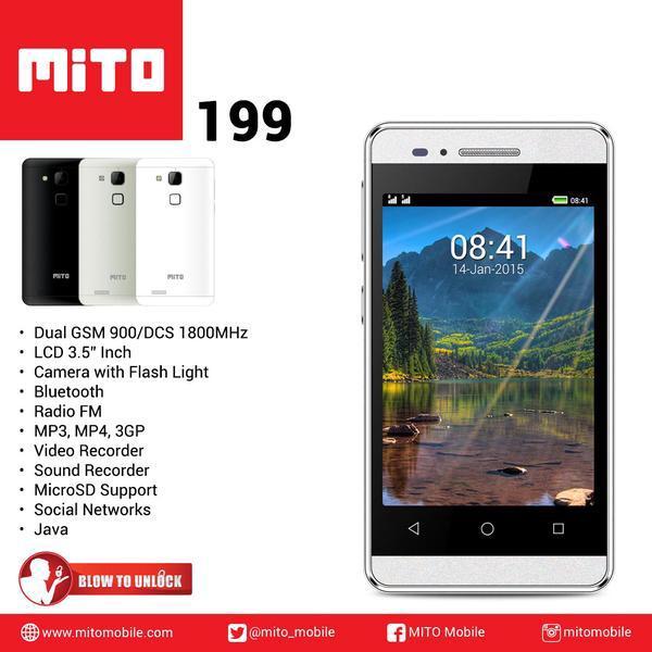 Mito 199 harga