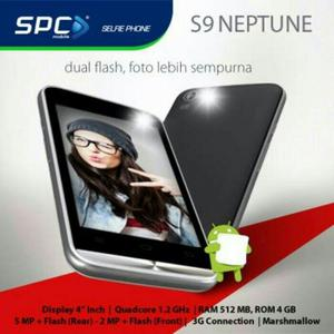 SPC S9 Neptune harga