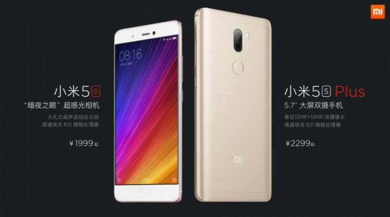 Xiaomi Mi 5S harga