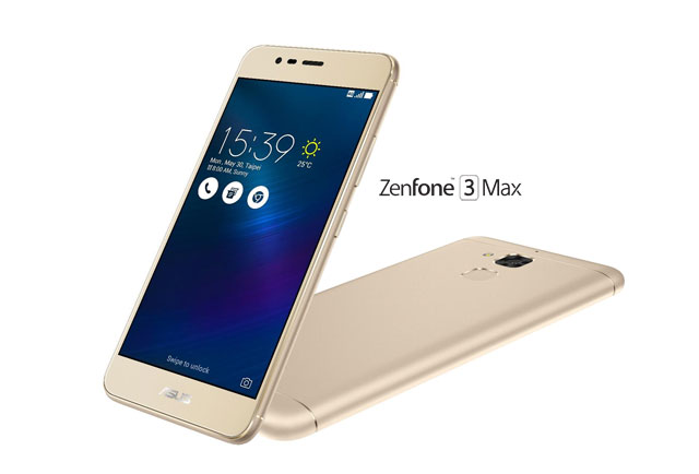 Asus Zenfone 3 Max ZC520TL oktober 2016