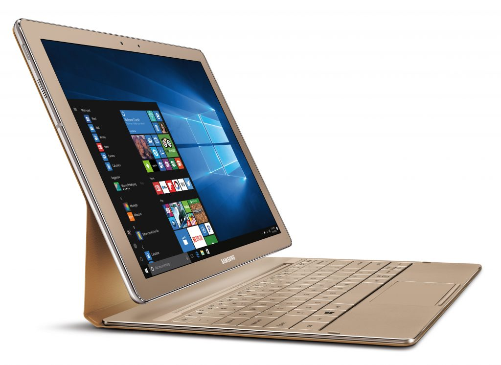 Tablet Samsung Galaxy TabPro S Gold Edition