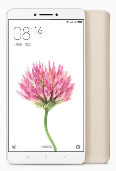Xiaomi Mi Max oktober 2016