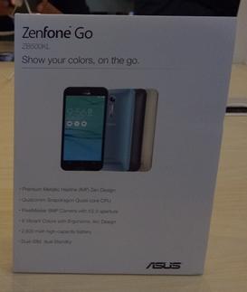Asus Zenfone Go ZB500KL Harga