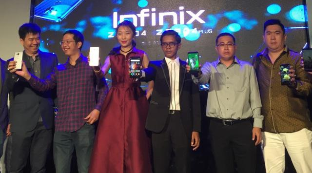 Infinix Zero 4 Plus harga