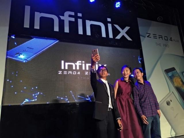 Infinix Zero 4 terbaru