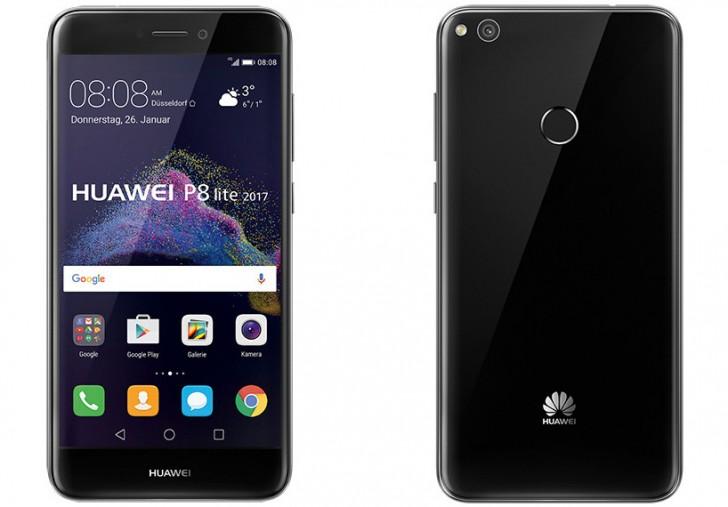 Spesifikasi Huawei P8 Lite 2017