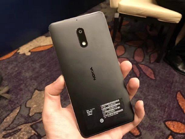 harga nokia 6 android
