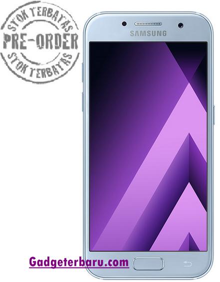 Samsung Galaxy A3 2017 spek