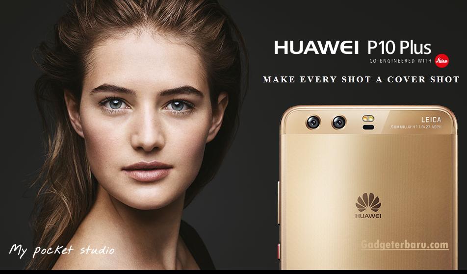 Huawei P10 Plus Harga